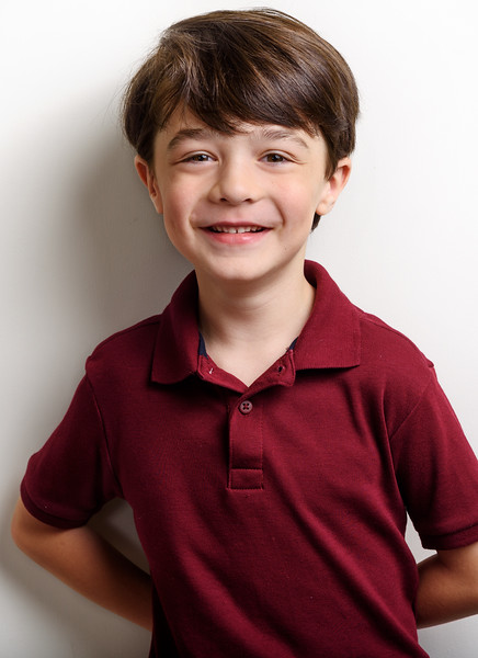 Logan Age 6