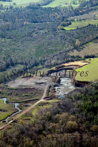 Neches River from the Air  019 copy