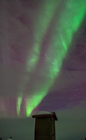 2016 Alaska Northern Lights