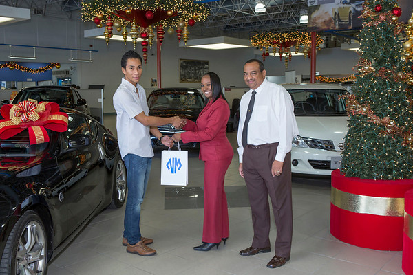 NMAL Nissan Subaru Challenge Prize Giving Dec 2012