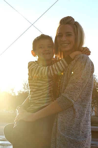 Kris and Keegan