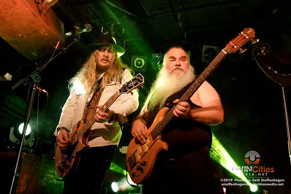 Korpiklaani @ The Cabooze - 2019