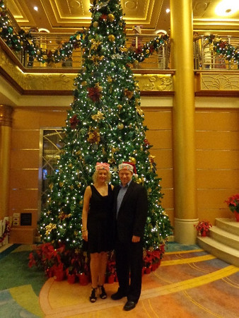 "Cruise #s 34 & 35- 5 Night Western Caribbean & 4 Night Bahamas Cruise onboard ""Disney Magic""- November/December, 2013"