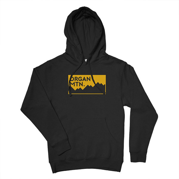Organ Mountain Outfitters - Outdoor Apparel - Hooded Pullover - Organ Mtn Expedition Hoodie - Black.jpg