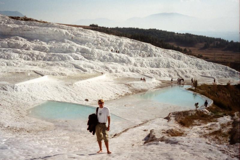 Hot Springs  - Pamukkale, Turkey