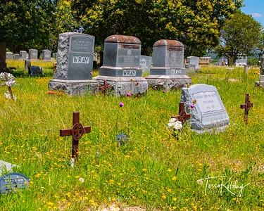 2020 Texas Rangers Centerpoint Cemetery