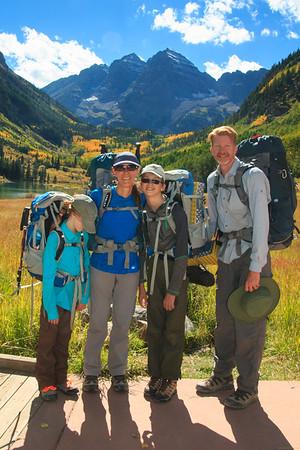 Aspen Four Pass Loop Sept 2015
