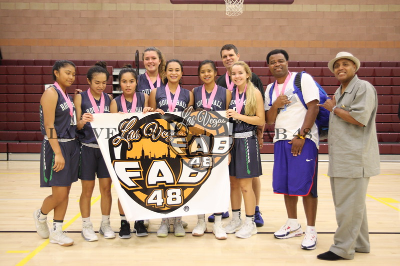 Roundaball Skills Academy - 15U Champion