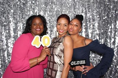 Keysha Jillians 40th Birthday