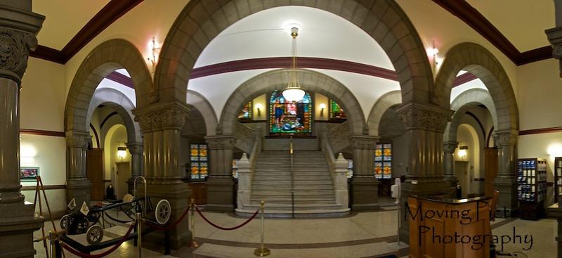 Cincinnati City Hall - main foyer