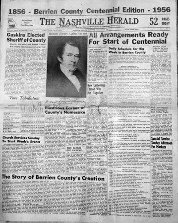 Berrien County Centennial
