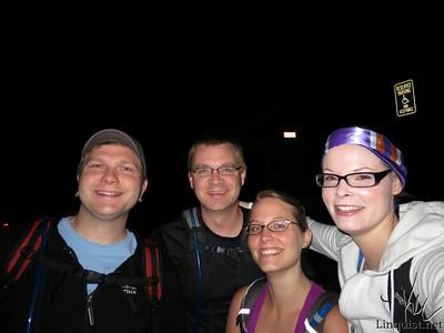 2012-08-05 Hiking up Half Dome