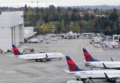 Washington State's SeaTac Airport's increasing business is prompting further expansion