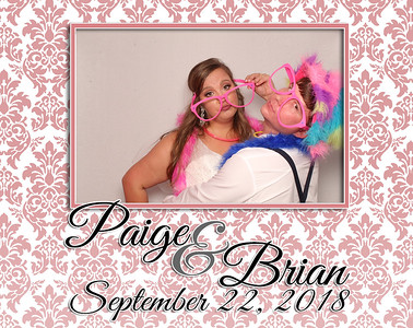 Brian and Paige Tabor