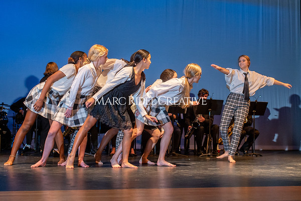 Broughton dance fusion dance rehearsal. November 15, 2019. D4S_0743