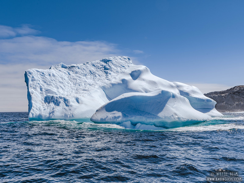 Iceberg  65    Photography by Wayne Heim