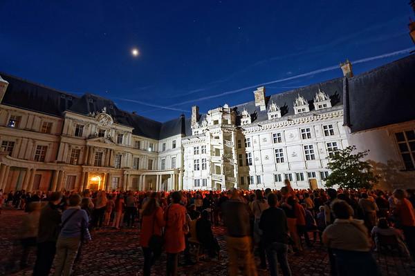Château royal de Blois - Sons & Lumieres 2018