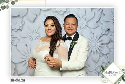 Joseph and Maria's Wedding - October 26, 2019