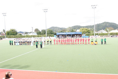 2013_04_13 Four Nations Women Korea vs Argentina