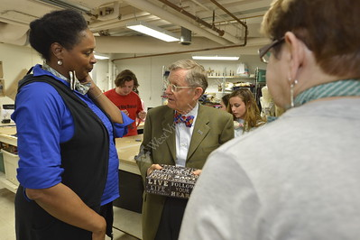 30811 - President Gee Bow Tie Presentation at Costume Shop