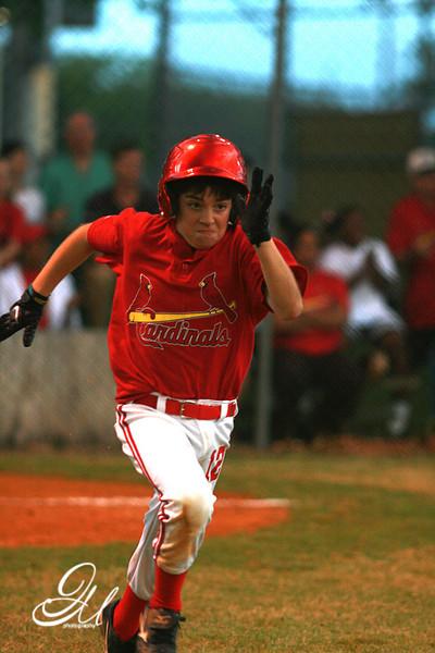 NOL - Minors - Red Sox vs Cardinals - 4-3-08