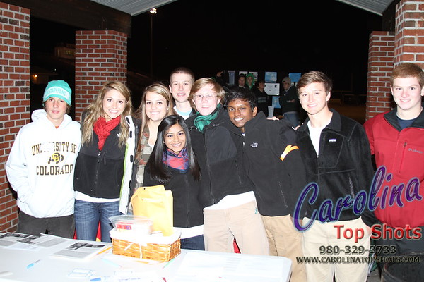 "Forestview's ""Homeless for a Night"" - 11/5/11"