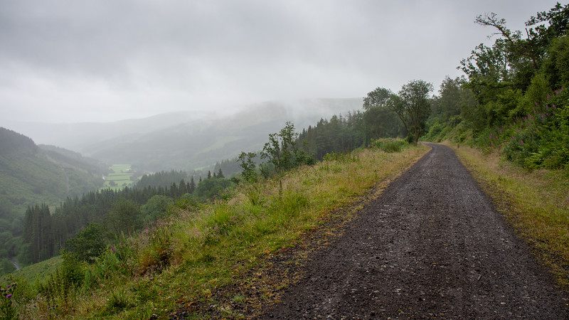 Brecon Way trail