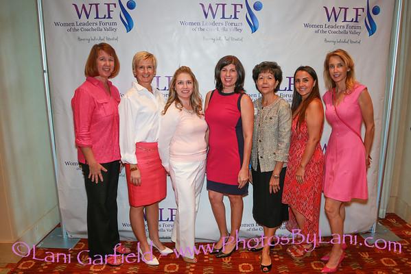 Women Leaders Forum- Think Pink Lunch & Learn 10/29/15