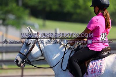 Walk/Trot Equitation 8/16/20