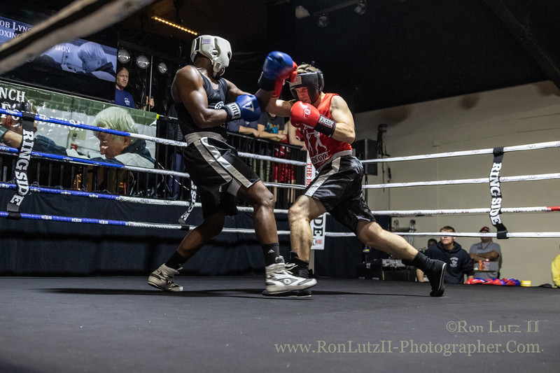 2019 White Collar Boxing Event - Bout 11