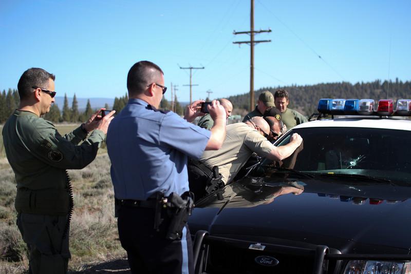 Sprague River Shooting and Stabbing