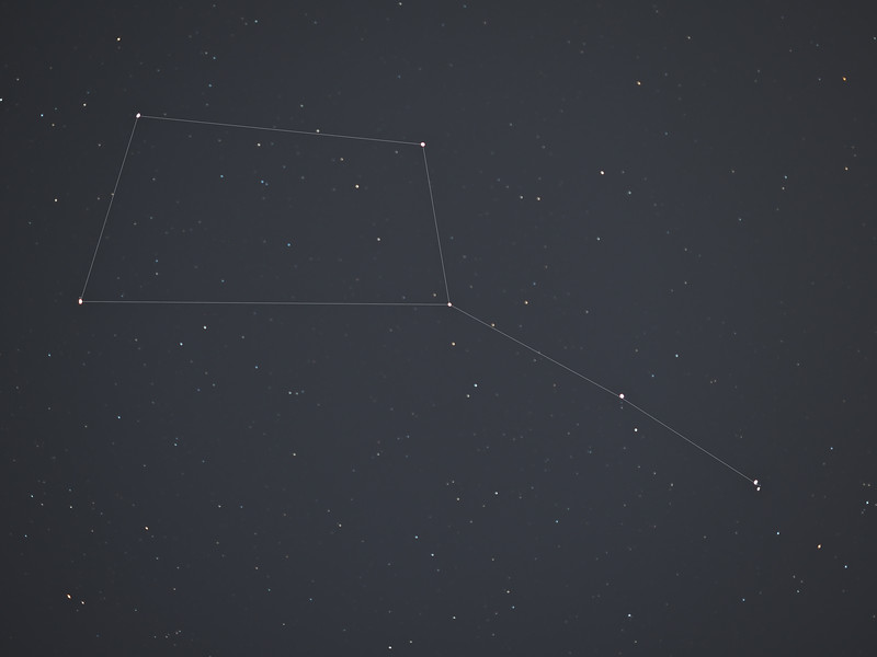 Ursa Major (The Plough)
