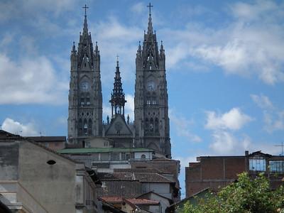 Quito Basilca del Voto Nacional