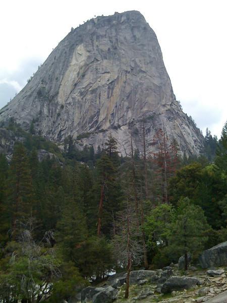 Mist Trail, Yosemite NP
