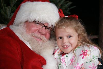 Old Towne Santa (November 27, 2012)