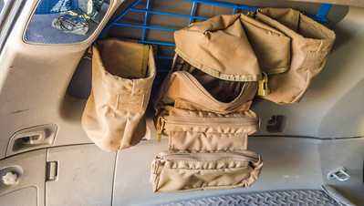 Molle Rack Mods