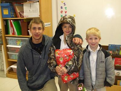 Waxler - 8th Grade Buddies 2010-2011