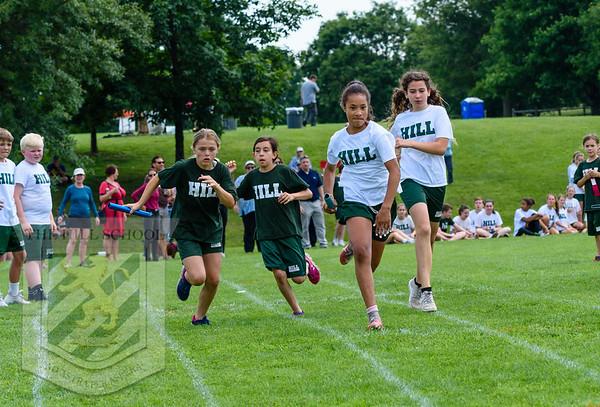 Green White Track Meet June 4, 2018