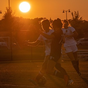 Hailey's Fall 2018 Eclipse Soccer Season