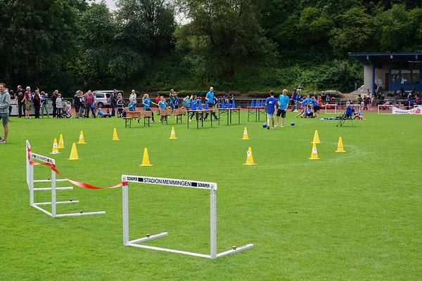Finale SV-Cup Kinderleichtathletik Memmingen 2017