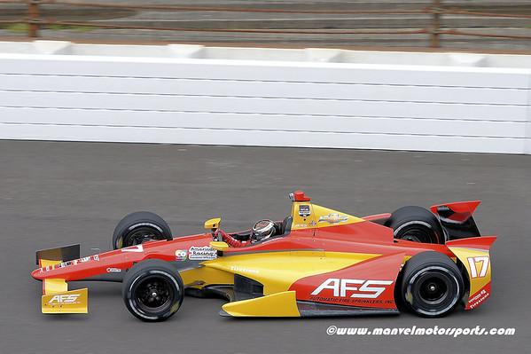 Indianapolis Motor Speedway 15 May 2014