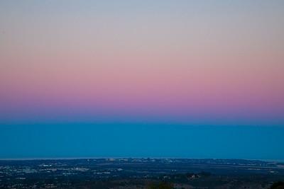 Cowles Mountain - Double Sunrise 2020