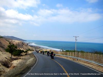 Introduction to Ecuador Guided Tour November 2014
