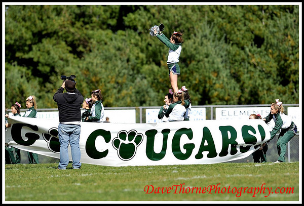 Football - Colts Neck vs RBC  Oct 2010