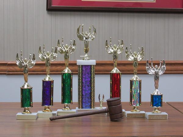 Debate Team State Qualifiers