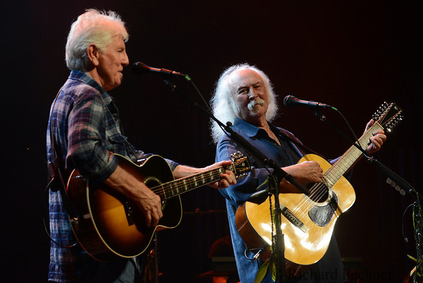 David Crosby & Graham Nash
