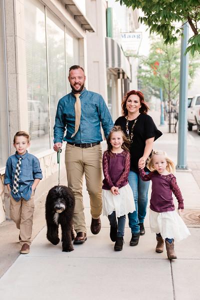 Family Portrait Portfolio