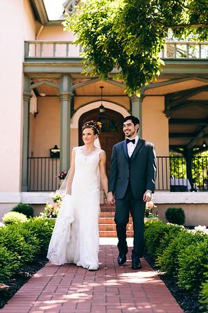 Jen & Andrew, the wedding