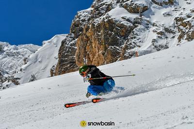 04012017  Men's start/downhill afternoon