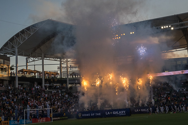 June 24 - L A Galaxy soccer game at Stubhub Stadium.jpg